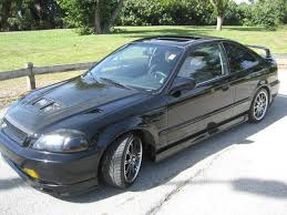 honda civic 2000 ex. Beautiful Honda 2000 Honda Civic EX 2dr Coupe  West Palm Beach FL To Ex 0