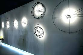 full size of unusual modern kitchen clocks silver clock wall cup cool house decorative awesome wal