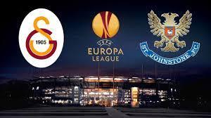 Galatasaray St. Johnstone maçı ne zaman, saat kaçta? UEFA Galatasaray St.  Johnstone maçı hangi kanalda yayınlanacak?