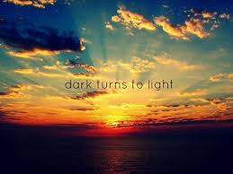 Quotes About Sunrise Custom Dark Turns To Light Sunrise Quotes Clouds Dark Vs Light 48