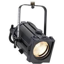 Strand Lighting 6 Pack Strand Lighting Acclaim 575w 650w Fresnel Light Black