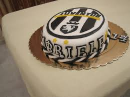 Dolce candy : torta scudetto juve 2