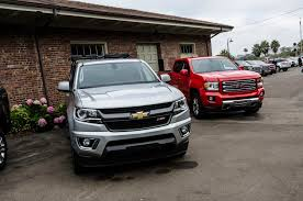 First Drive: 2015 Chevrolet Colorado & GMC Canyon - The Newsroom ...