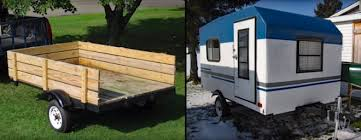 Diy travel trailer Camper Trailer Seems Like That Often Happens With Travel Trailers Poor Layout Poor Insulation Lousy Materials And Bad Design Have Long Plagued Smart Girls Diy Watch Guy Builds Homemade Travel Trailer From Scratch Alloutdoor