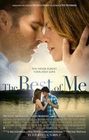 Romantic Movie Poster The Best Of Me 2014 Imdb