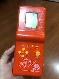 Máy chơi game xếp hình Thời 8x-9x