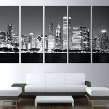 chicago flag wall art majestic looking wall decor bears cubs bulls sports flag themed chicago flag wall art