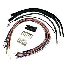 la choppers handlebar extension wiring kit for harley 10% 48 71 w tbw extension