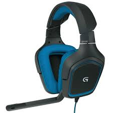 logitech g430 gaming headset dolby 7 1 surround sound logitech g430 gaming headset dolby 7 1 surround sound 97855094438