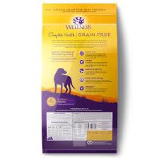 Wellness Complete Health Grain Free Adult Lamb Dry Dog