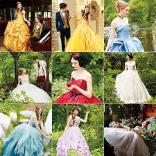 Disney Launches New Range Of Wedding Dresses And All Gowns