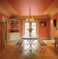 Coral Painted Rooms Painting Pointers Boulder County Home Garden Magazine