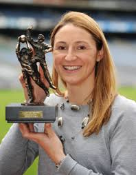 Angie McDermott is the Lucozade Sport/Irish Independent Player of ...
