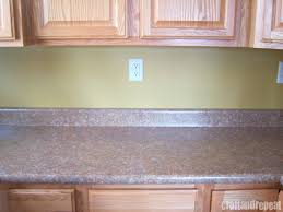 kitchen counter. Six Dollar Kitchen Countertop Transformation Craftandrepeat Counter N