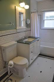 craftsman style bathrooms bathroom craftsman with fixed window central texas custom homes