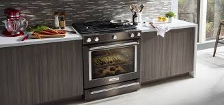 stove dimensions kitchenaid
