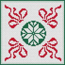Free Biscornu Charts Christmas Biscornu Free Cross Stitch Pattern Biscornu