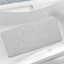 taylor brown bath shower anti slip safety mat durable anti slip pvc bath bathtub mat