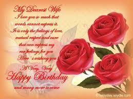 Happy birthday message husband ~ Happy birthday message husband ~ Birthday wishes for wife easyday