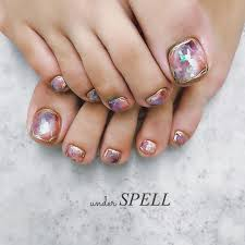 Nuance Nail Foot ニュアンスネイルフット いつも