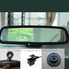 vw compass normal car rearview mirror 4 3 lcd compass temp camera fit