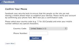 How To Add A New Phone Number To Facebook Or Switch Numbers