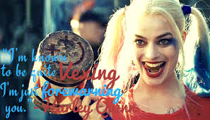 Harley Quinn Quotes Gorgeous Harley Quinn Quote [Quote Edit] [Delivery] By Galaxxiikami On