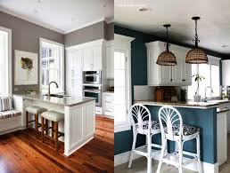 image of kitchen paint colors with white cabinets