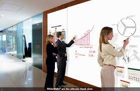 magnetic whiteboard wall dry erase wall