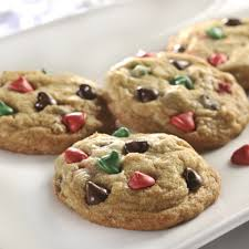 nestle christmas cookies. Exellent Christmas NESTL TOLL HOUSE Holiday Chocolate Chip Cookies Throughout Nestle Christmas R