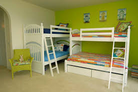 Cool Bedrooms With Bunk Beds Cool Bedrooms Design Ideas For Teenager Showcasing Wooden Wall Bed