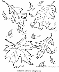 Print coloring pages by moving the cursor over an image and clicking on the printer icon in its upper right corner. Autumn Or Fall Coloring Pages Sheets And Pictures