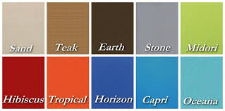 outdoor furniture colors. Cushion Colors For Our Nouvea Outdoor Wicker Patio Furniture Collection