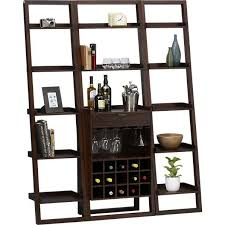 crate and barrel wall wine rack off 53