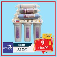 Máy Lọc Nước Nano Geyser TK9 | Chính Hãng & Lắp Đặt Miễn Phí