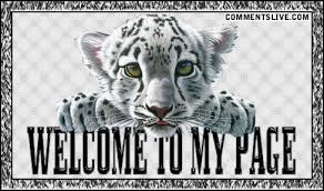 Image result for welcome to my page