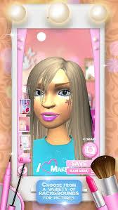 screenshots iphone ipod makeup games for s beauty salon fashion model