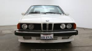 BMW Convertible bmw for sale in los angeles : 1987 BMW M6 for sale near Los Angeles, California 90063 - Classics ...