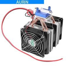 2019 diy fish tank water cooler aquarium cooler thermoelectric cooler semiconductor peltier water chiller water cooling system device from