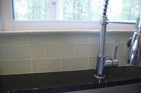 Glass Backsplash For Kitchen Subway Tiles Backsplash Kitchen Kitchen