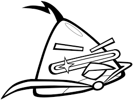 700x528 how to draw lazer bird from angry birds e with easy step by