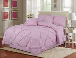 pintuck duvet set poly cotton quilt