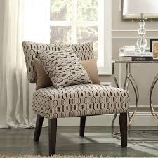 treatment armless accent chairs designs ideas decors c armless accent chairs chair full