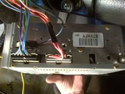 no sound from stereo dodge cummins diesel forum looks like the guy ran a power wire for his aftermarket the red wire that isnt hooked up it has 12v on it
