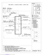 frigidaire glebzhs electric wall oven manuals frigidaire gleb27z7hs electric wall oven wiring diagram