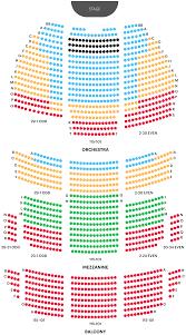 63 Ageless Radio City Music Hall Seating Chart Overhang
