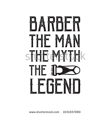 Barber Quotes Extraordinary Barber Sayings Quotes 48 Vector Best Stock Vector Royalty Free