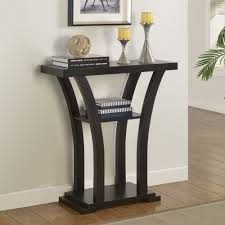 console table with bench underneath sofa and wood metal demilune narrow small round entrance entry hall tables wrought iron room board slim storage glass