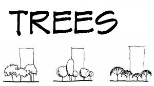 Architecture Rough Sketch Drawing By Mahmoud Ouf 2016 05 07 Trees
