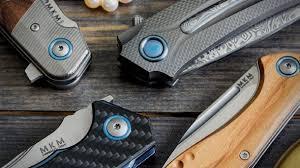 Maniago <b>Knife</b> Makers выпустила новые модели <b>складных</b> ножей